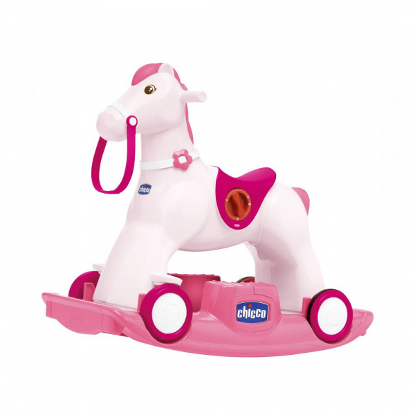 Chicco - 00070603200000 - Cheval à Bascule Miss Rodeo