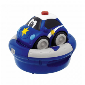 Chicco - Jouet - Voiture RC Rechargeable - Bleu