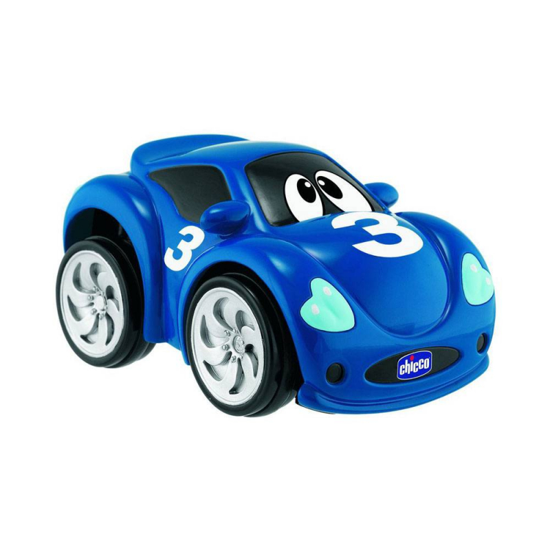 Chicco - Jouet - Voiture Turbo Touch - Bleu
