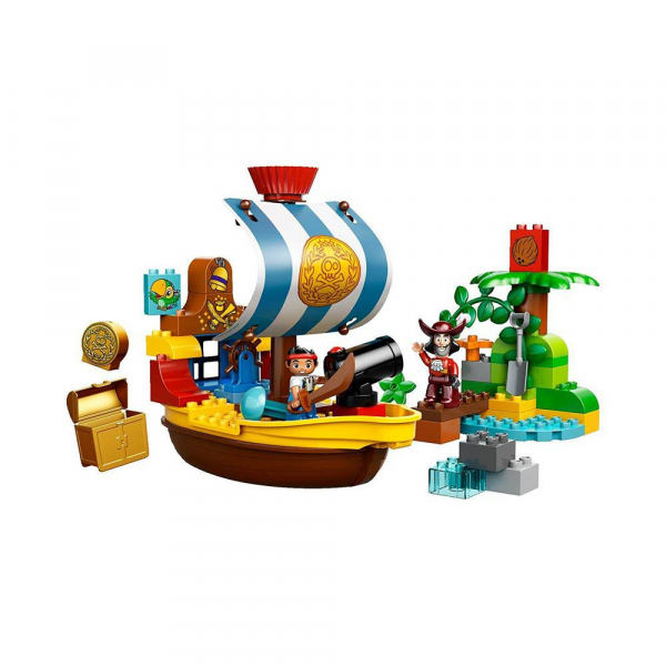 LEGO - 10514 - Le vaisseau pirate de Jake