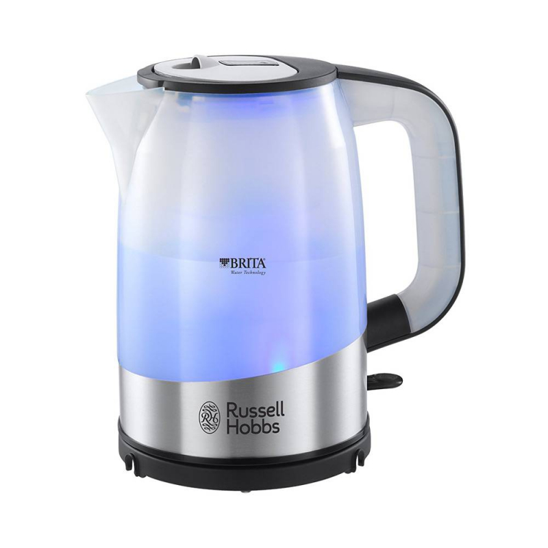 Russell Hobbs - 18554-70 - Bouilloire Purity 2200 W Blanc