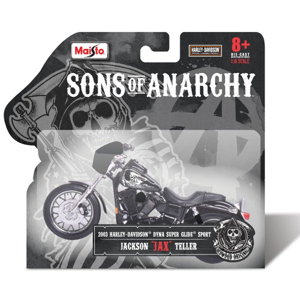 Harley Davidson Sons of Anarchy