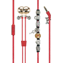 Ecouteurs Promate Vogue 2 Red