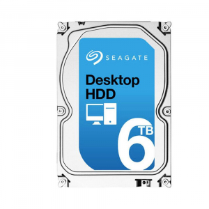 Disque dur interne Desktop Seagate 6To