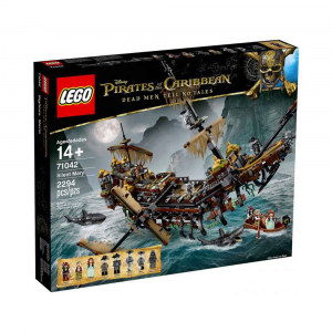 Pirates des Caraïbes Silence Mary LEGO 71042
