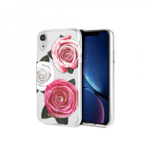 Étui GUESS Iphone Xr GUHCI61ROSTRTC - Marron