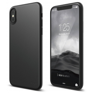Étui Elargo Iphone X Es8Ic-Bk Noir