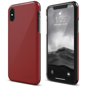 Étui Elargo Iphone X Es8Sm2-Rd Rouge