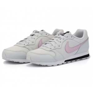 Baskets Running Pour Enfant Nike MD Runner 2 Blanc - 807316-019