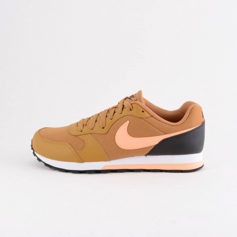 Baskets Running Pour Enfant Nike MD Runner 2 Marron - 807316-700