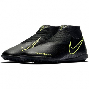 Chaussures De Football Nike PHANTOM VSN ACADEMY DF TF AO3269-007