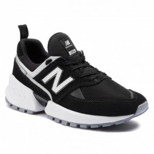 Baskets Homme New Balance - MS574NSE - Noir
