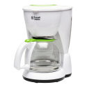 Russell Hobbs - 19620-56 - Kitchen Collection Cafetière Filtre Blanc/Vert