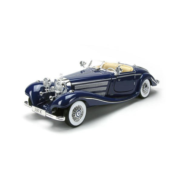 Maisto - 36862 - Mercedes Benz 500k type roadster 1936