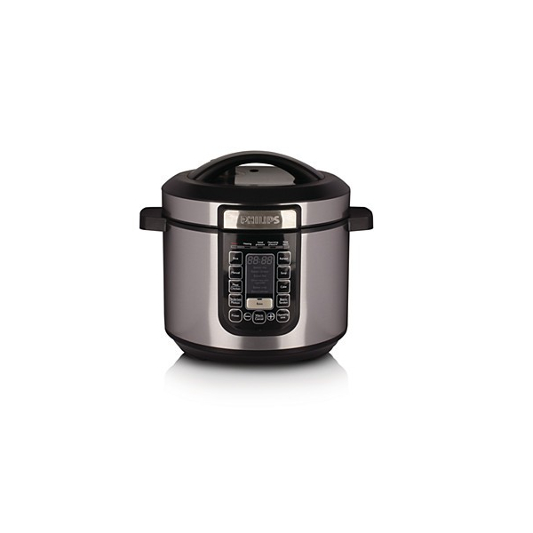 Philips - HD2137/56 - Cuiseur /digital Electric Pressure Cooker